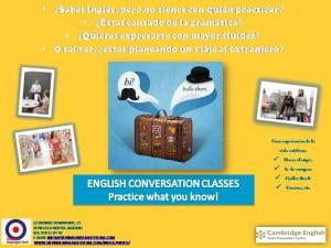 CONVERSATION course
