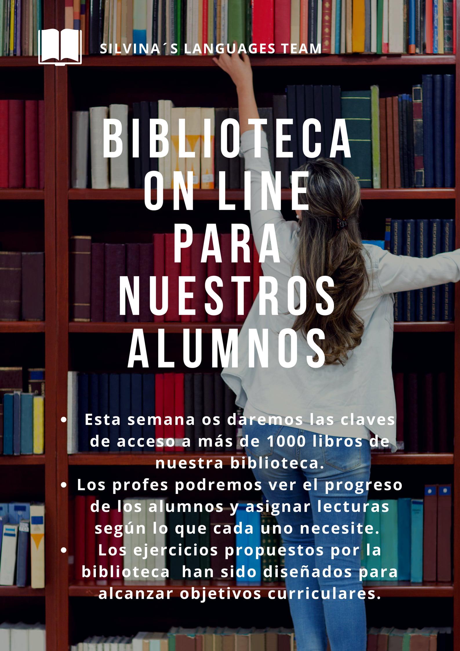 Biblioteca on line